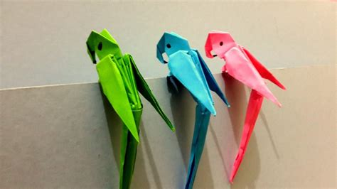 top ten origami free coloring pages how to make origami 3d parrot best