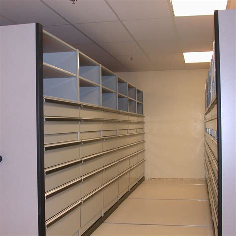 high density shelving material handling storage systems
