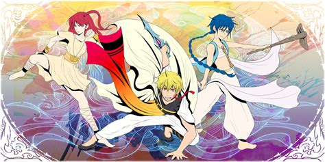 magi labyrinth of magic magi the labyrinth of magic 1290402 zerochan