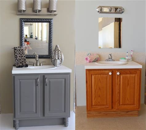 Best Bathroom Cabinets by Painting Bathroom Cabinets