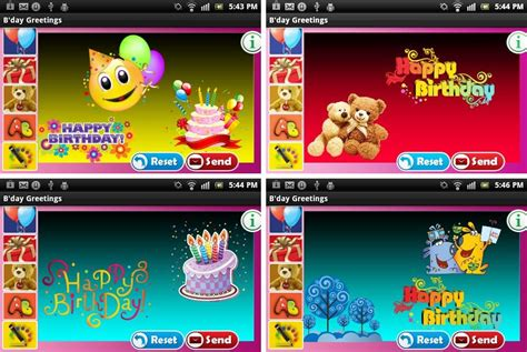 how to make an animated card best e card apps for android android authority