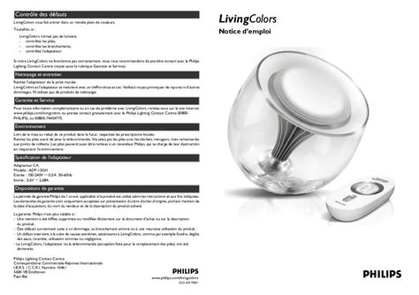 notice micro ordinateur portable philips living colors trouver une solution 224 un probl 232 me de