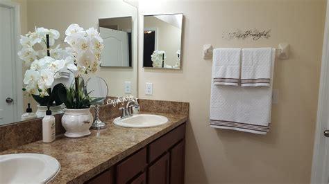 ideas for bathroom decorations master bathroom decor bm furnititure