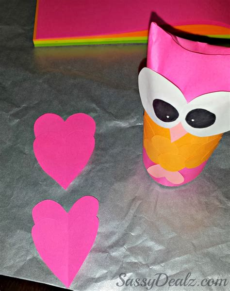 toddler crafts with toilet paper rolls diy owl toilet paper roll craft for crafty morning