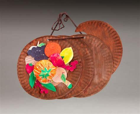 harvest craft for bountiful harvest wall hanging craft crayola