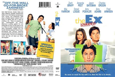 the ex the ex unrated dvd scanned covers 7983the ex