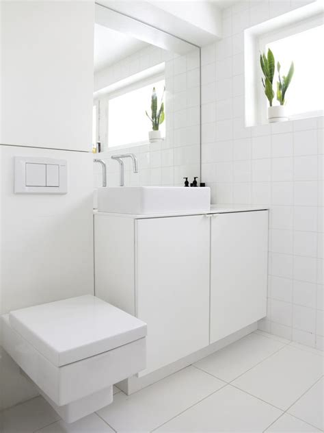 white modern bathroom white bathrooms can be interesting fresh design ideas