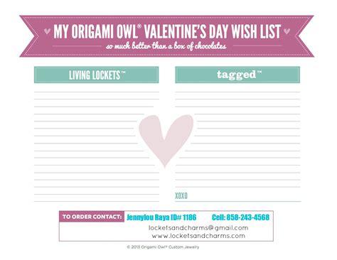 origami list of things origami owl wait list 2013 invitations ideas