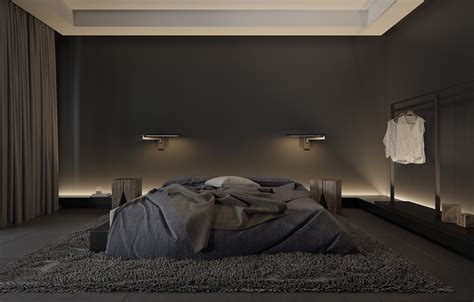 Dark Styles 6 Bedroom Decorating Ideas That Quiet And