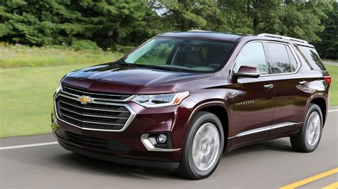Car Wallpaper New by New 2018 Chevrolet Traverse Suv Car Hd Wallpapers