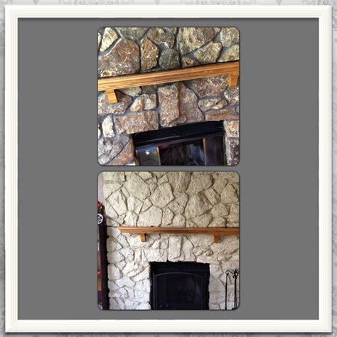 diy chalk paint fireplace diy fireplace chalk paint makeover cost 39 diy
