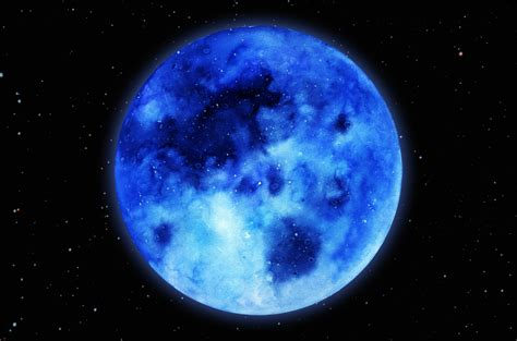 blue moon watercolor blue moon by jadesweetboxx on deviantart