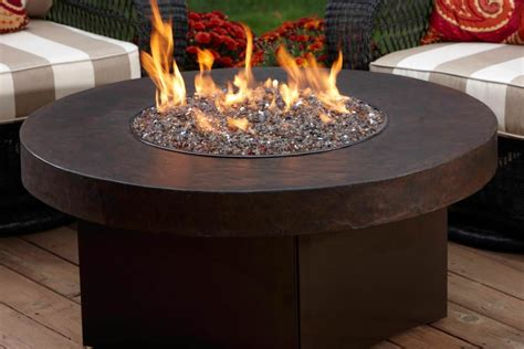 propane outdoor firepit 42 backyard and patio pit ideas