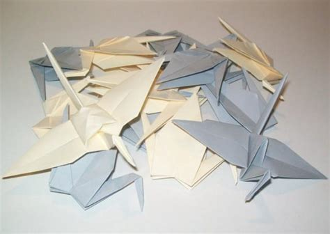 origami crane wedding decoration origami crane wedding crane wedding decor origami crane