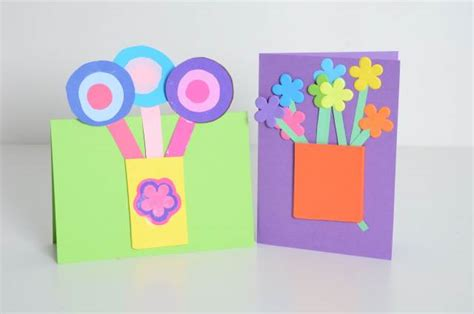 mothers day cards to make ks2 card ideas for s day early years inspiration