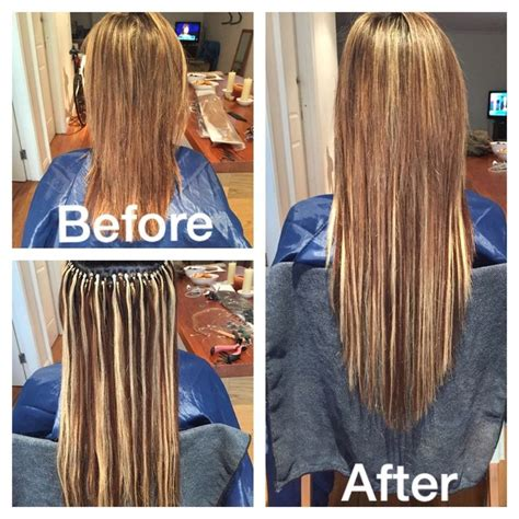 micro bead hair extensions sydney 78 best images about extensions on flats