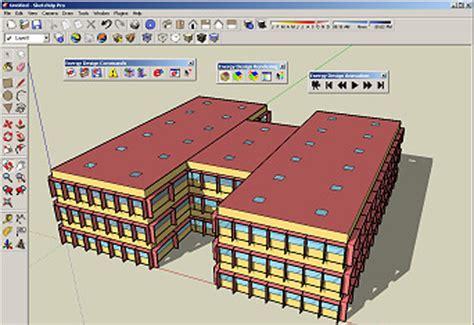 building design software free software for energy efficient building design