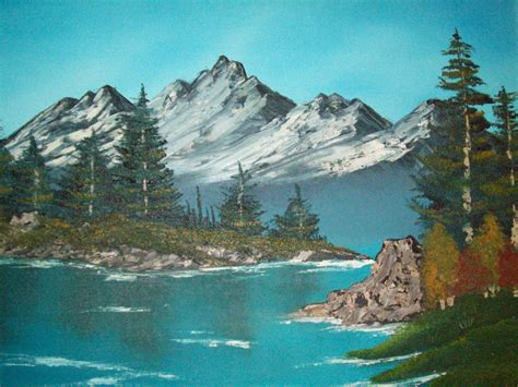 bob ross painting backgrounds bob ross wallpapers wallpaper cave