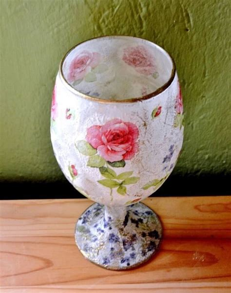 decoupage glass 1000 ideas about decoupage glass on decoupage