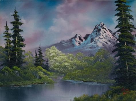 bob ross paintings for sale bob ross amethyst evening paintings for sale bob ross