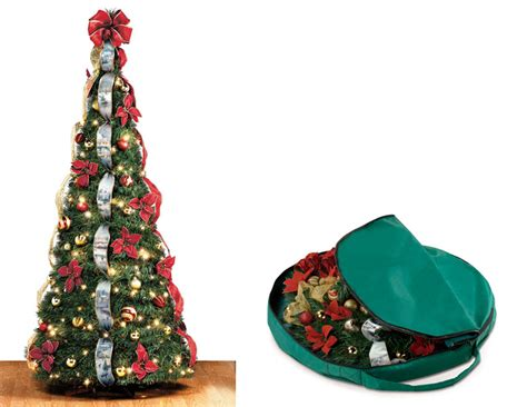 4ft pop up tree instant pop up tree the green