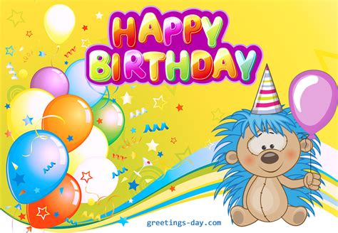 card for children happy birthday cards for gangcraft net