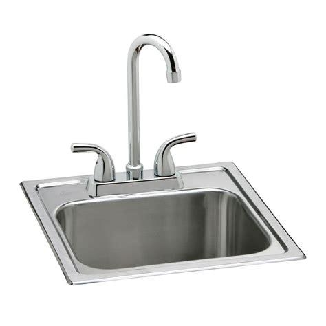 kitchen sink bowls elkay neptune all in one drop in stainless steel 15 in 2