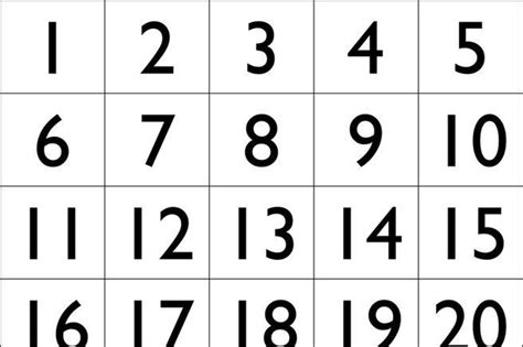 number templates for card numbers templates free premium templates