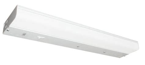 American Fluorescent Cabinet Lighting by American Fluorescent 24 Quot White 1 Light 18 Watt T8 Direct