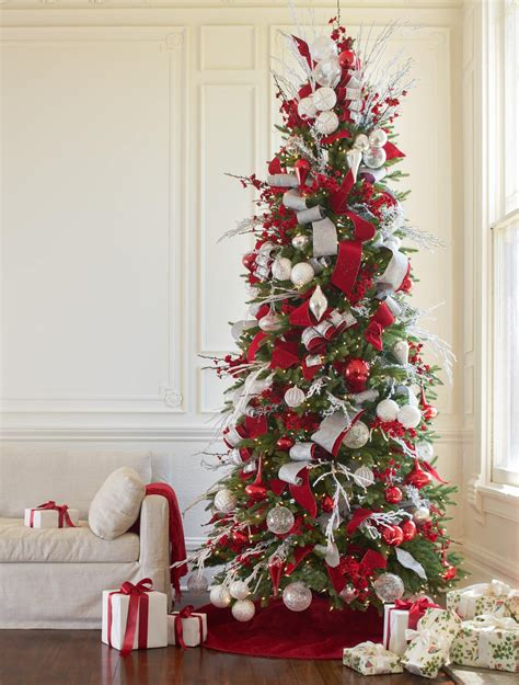 ideas for decorating white trees white and sparkle tree tree