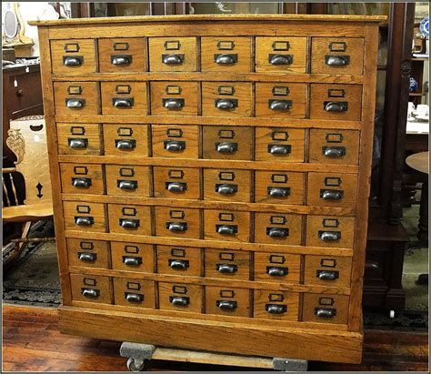 how to make a card catalog cabinet antique library card catalog cabinet home design ideas