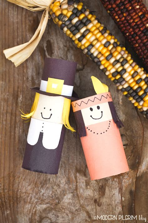 indian paper crafts pilgrim indian thanksgiving craft