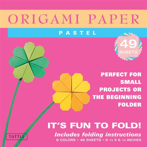 what is the standard size of origami paper origami paper pastel newsouth books