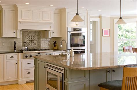 white kitchen cabinets with island what white can do for your kitchen