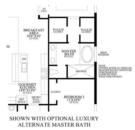 luxury bathroom floor plans palazzo at naples the cayman home design