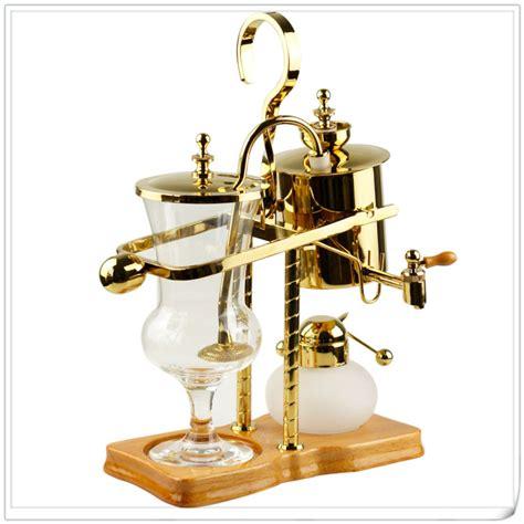 Aliexpress.com : Buy Royal balancing siphon coffee maker/belgium coffee maker,syphon coffee