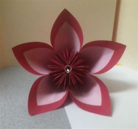 origami kusudama flower pink kusudama flower by theorigamiarchitect on deviantart