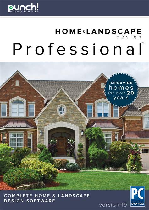 punch home design software comparison punch home landscape design professional v19 home