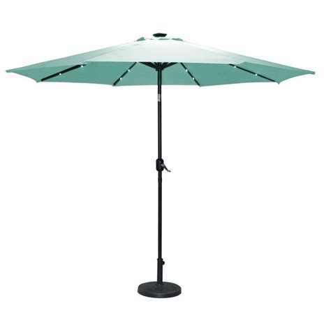patio umbrella with solar led lights patio umbrella with solar lights 9 new solar 40 led