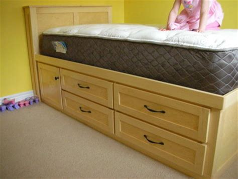 captains bed woodworking plans pdf diy woodworking plans captains bed