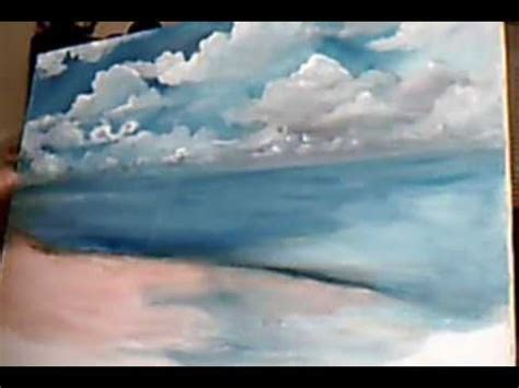 bob ross acrylic painting lesson 121 best painting clouds images on