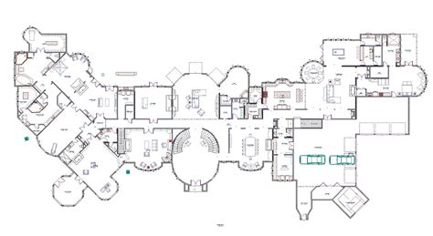 indoor plan mansion house plans indoor pool mansions house plans