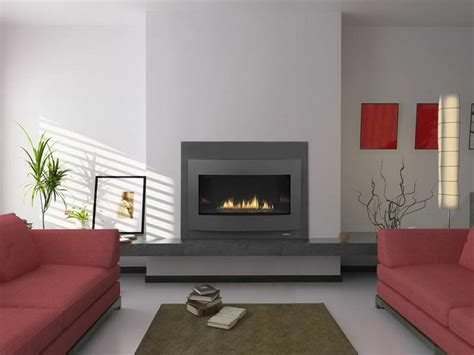 modern fireplace decoration contemporary gas fireplace design with