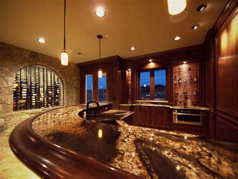 Pro Kitchen Design luxury wine cellars by timber ridge properties