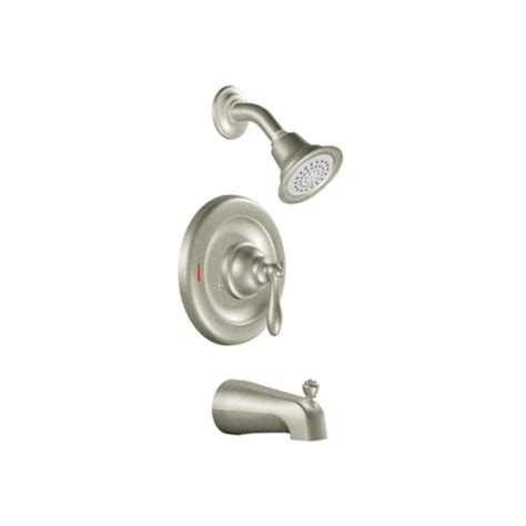 faucet com 82496cbn in brushed nickel by moen
