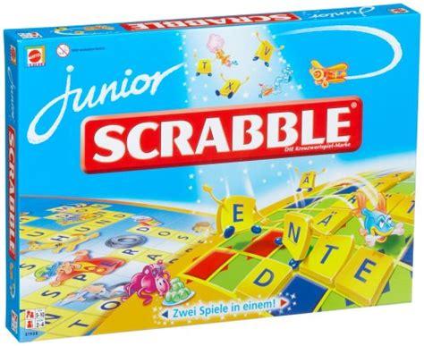 wo scrabble mattel junior scrabble preisvergleich brettspiel