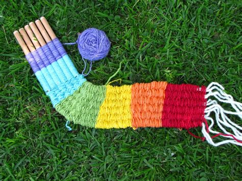 weaving crafts for creative friday a stick weaving tutorial suburbia