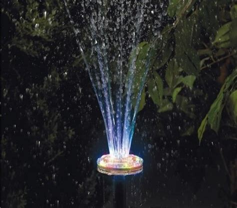solar pond lights uk bermuda solar pond twilight led lights gardensite co uk