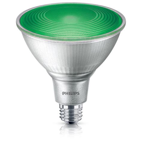 flood light led bulbs philips 90w equivalent par38 green led flood light bulb 4