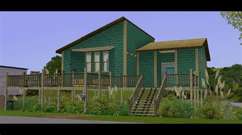 Split Level Houses mod the sims 10 poker flats a twinbrook stilt home